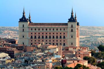 Alcazar, Toledo, Spain