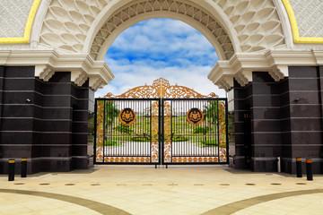 Gate of Royal Palace Istana Negara (Istana Negara), Kuala Lumpur