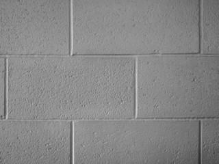 blocks wall white
