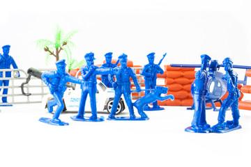 Little toys cop