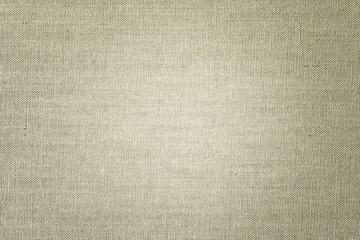 Light Linen texture background with delicate vignette