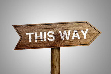 This Way Abstract