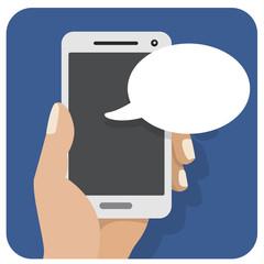 MobileCommunicationFlatIcon