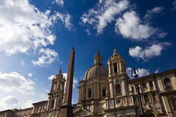 Sant'Agnese in Agone - Piazza Navona - Roma