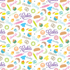 Bakery background