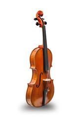 violin suspended