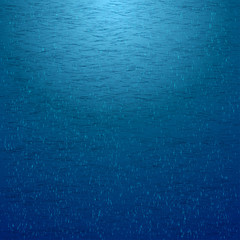 under water eps 10 vector background
