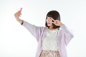 Selfie-自分撮り
