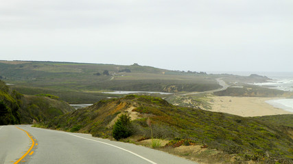 Highway 1, Californie