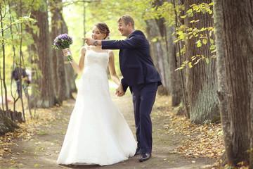 classic traditional wedding photo