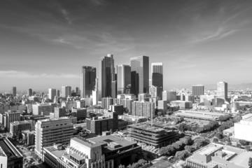 Fotomurales - Downtown LA  skyline cityscape California