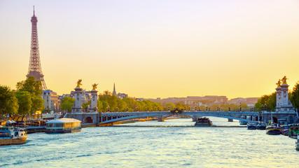 Recess Fitting Paris romantisches Paris