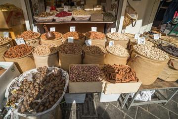 Levinsky Market in Tel Aviv