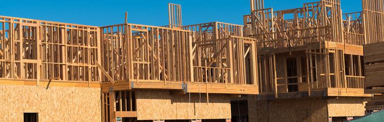New Condominium or apartment construction