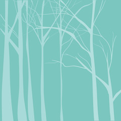 Tree Background icon great for any use. Vector EPS10.