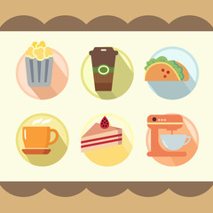 Food and drink icon great for any use. Vector EPS10.