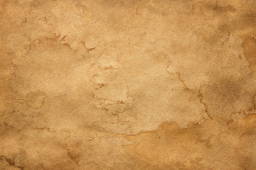 Old stained paper texture