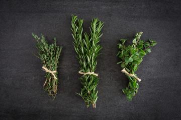 Rosemary Thyme Herbs