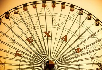 Papiers peints Texas The Texas Star, Fair Park of Dallas