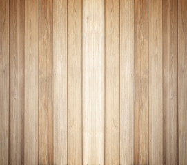 Old wooden brown wall