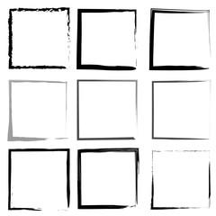 Rahmen Set Quadratisch
