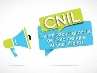 megaphone : CNIL