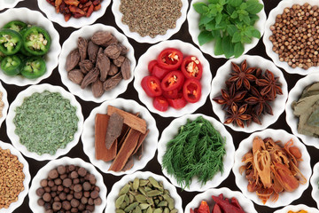 Spice and Herb Ingredients