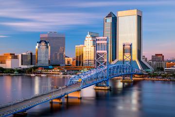 Jacksonville, Florida Cityscape