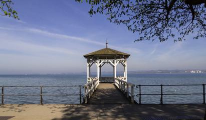 Romantic Gazebo at Lake Constnace