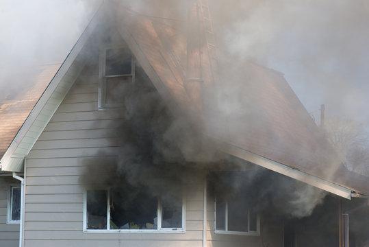 Smoknig House