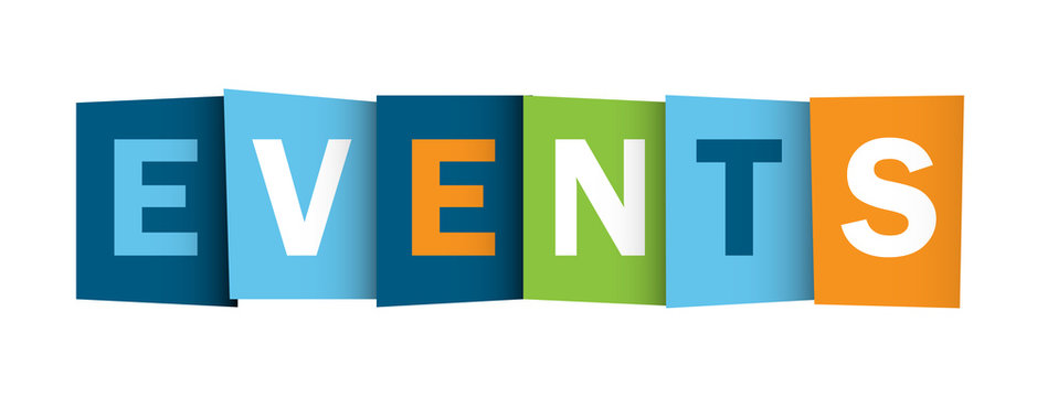 EVENTS icon (word calendar coming up corporate)
