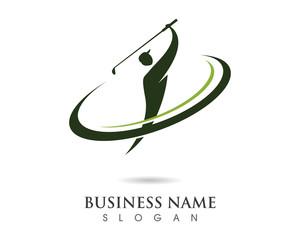 Golf Logo v. 1