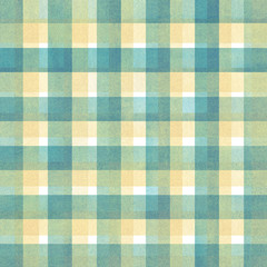 Watercolor striped and squared background