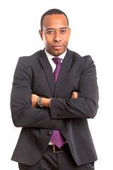 African business man