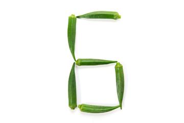 野菜の数字