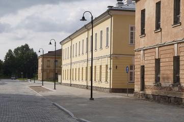 Daugavpils (Latvia) fortress