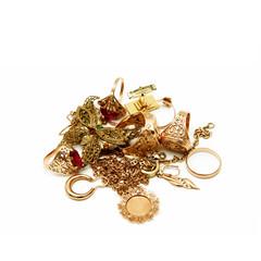 Kostbarer Schmuck aus Gold