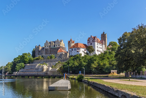 Bernburg Germany  city photos gallery : castle in Bernburg, Germany