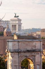 Roma Foro Romano Arco di Tito
