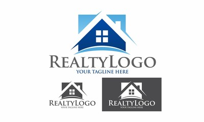Realty Real Estate Property Business Logo