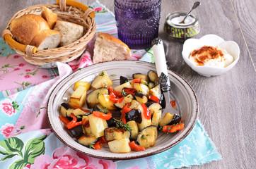 Ragout of vegetables
