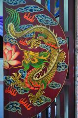 Painting Dragon Gate