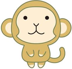 サル シンプル