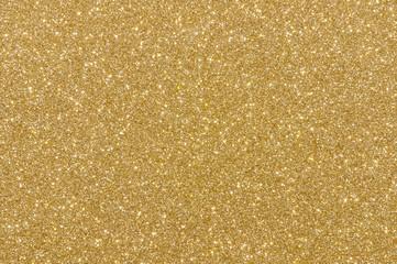 golden glitter texture abstract background