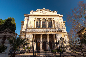Roma Sinagoga Quartiere Ebraico