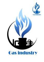 Well gas production and gas processing