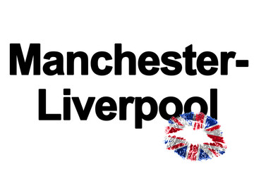 Favorite city Manchester-Liverpool