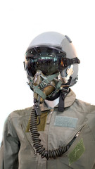 military air force aviation helmet