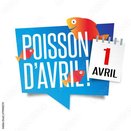 1er avril poisson d 39 avril fichier vectoriel libre de droits sur la banque d 39 images fotolia - Poisson d avril images gratuites ...
