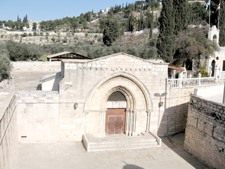 Jerusalem Tomb of the Virgin 2008